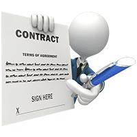 Client Contract Marketing Department Las Vegas