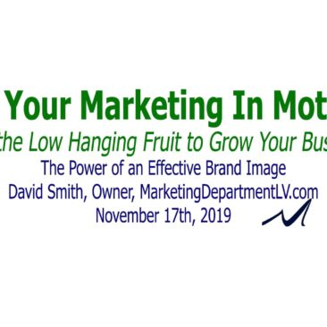The Power of an Effective Brand Image | David Smith