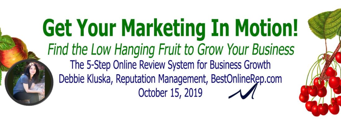 The 5-Step Online Review System for Business Growth   Debbie Kluska