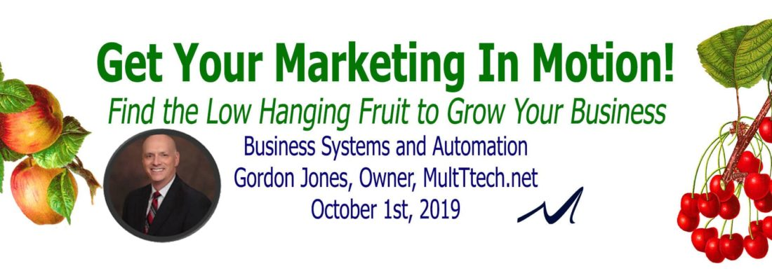 Business Systems and Automation   Gordon Jones