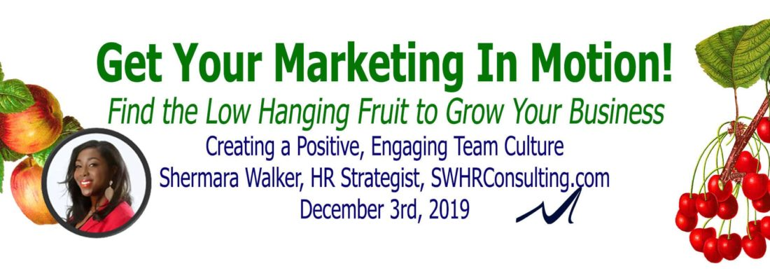 Create an Engaging Team Culture | Shermara Walker