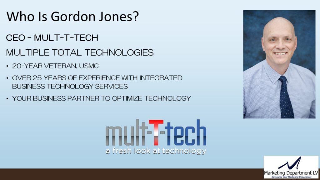 Business Systems and Automation | Gordon Jones, Webinar in Series Get Your Marketing In Motion by the Team of MarketingDepartmentLV.com in Las Vegas Slide 003