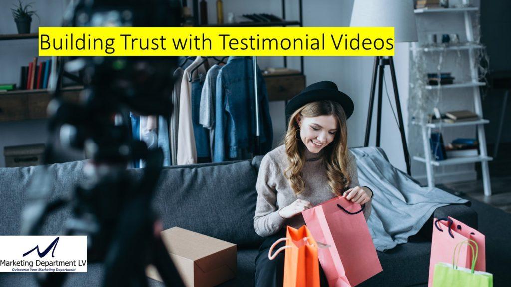 "Video Marketing Tactics, Richard De Paso, In the Webinar Series ""Get Your Marketing In Motion"" by Marketing Department LV LLC, Las Vegas, Nevada, Slide 013"