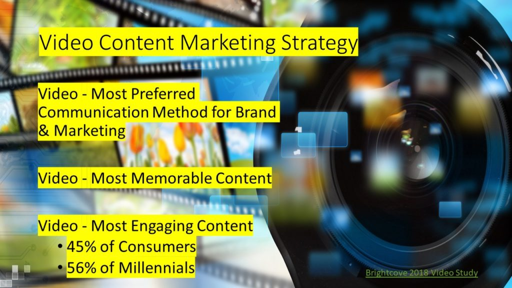 "Video Marketing Tactics, Richard De Paso, In the Webinar Series ""Get Your Marketing In Motion"" by Marketing Department LV LLC, Las Vegas, Nevada, Slide 015"