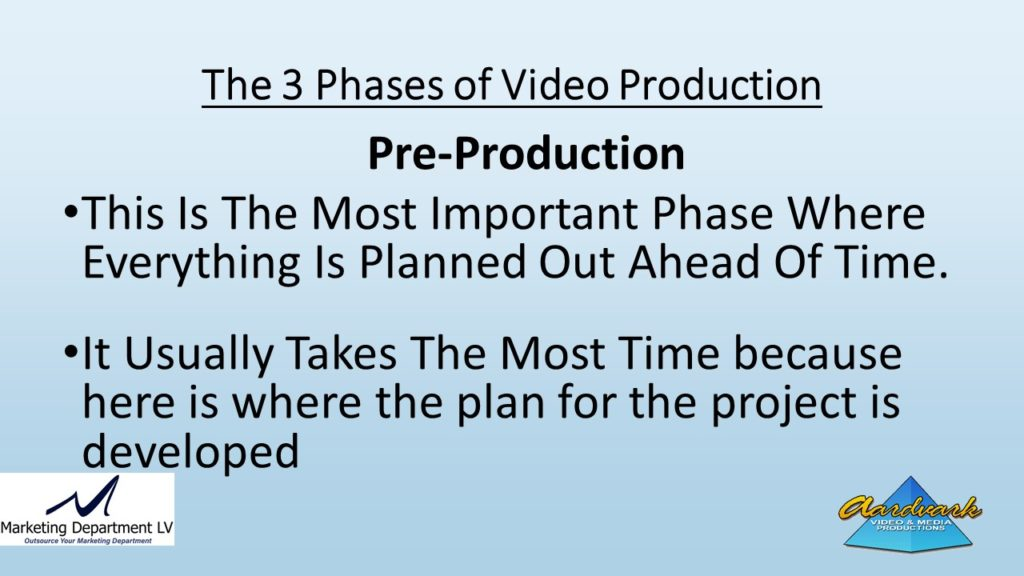 "Video Marketing Tactics, Richard De Paso, In the Webinar Series ""Get Your Marketing In Motion"" by Marketing Department LV LLC, Las Vegas, Nevada, Slide 055"