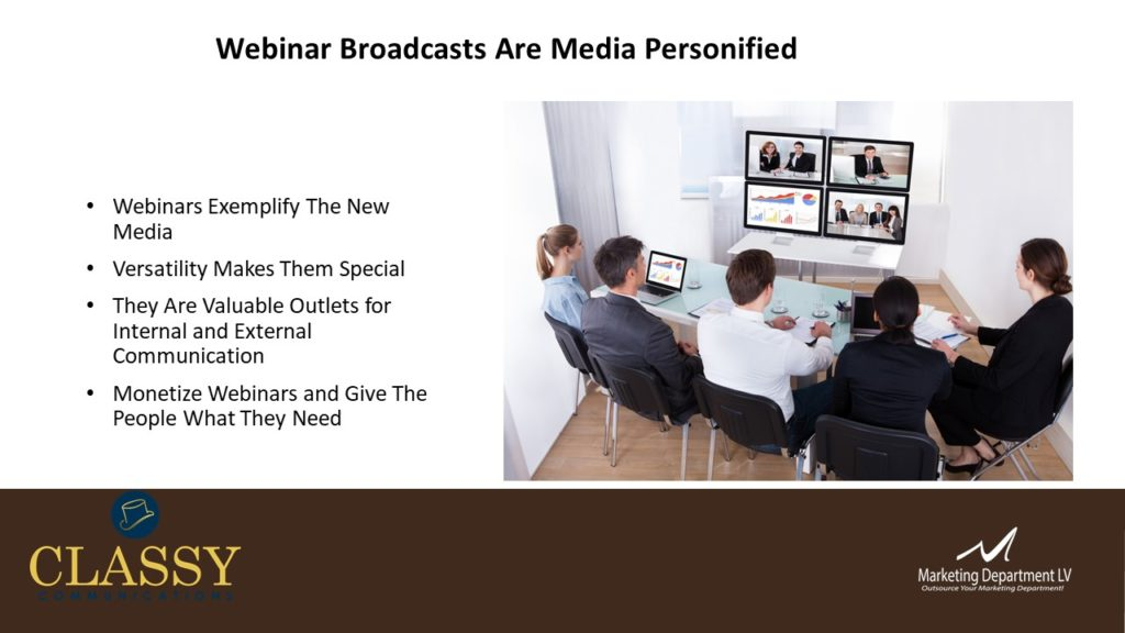 Leverage the Power of Media for Business Growth, Guy Dawson, In Webinar Series